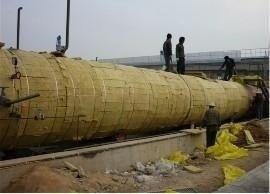 大型管道保温工程