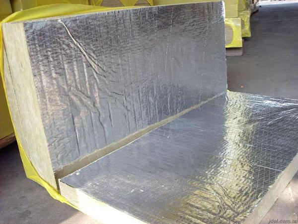 岩棉带铝箔