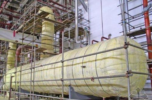 锅炉管道保温工程