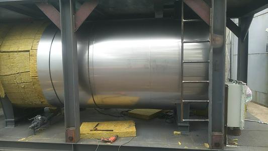 高温罐体保温工程